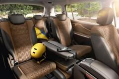 Opel Zafira minivena foto attēls 9