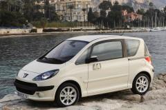 Peugeot 1007 minivan foto 6
