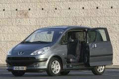 Peugeot 1007 minivena foto attēls 4