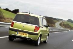 Peugeot 1007 minivena foto attēls 3