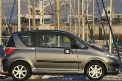 Peugeot 1007 minivena foto attēls 2