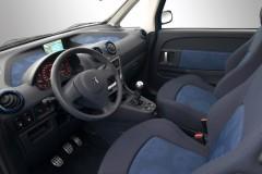 Peugeot 1007 minivena foto attēls 10