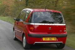 Peugeot 1007 minivena foto attēls 20