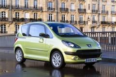 Peugeot 1007 minivena foto attēls 18