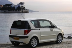 Peugeot 1007 minivena foto attēls 17