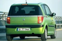 Peugeot 1007 minivena foto attēls 16