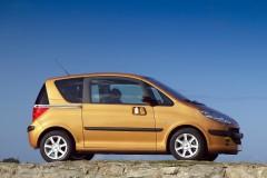 Peugeot 1007 minivena foto attēls 15
