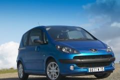 Peugeot 1007 minivena foto attēls 13