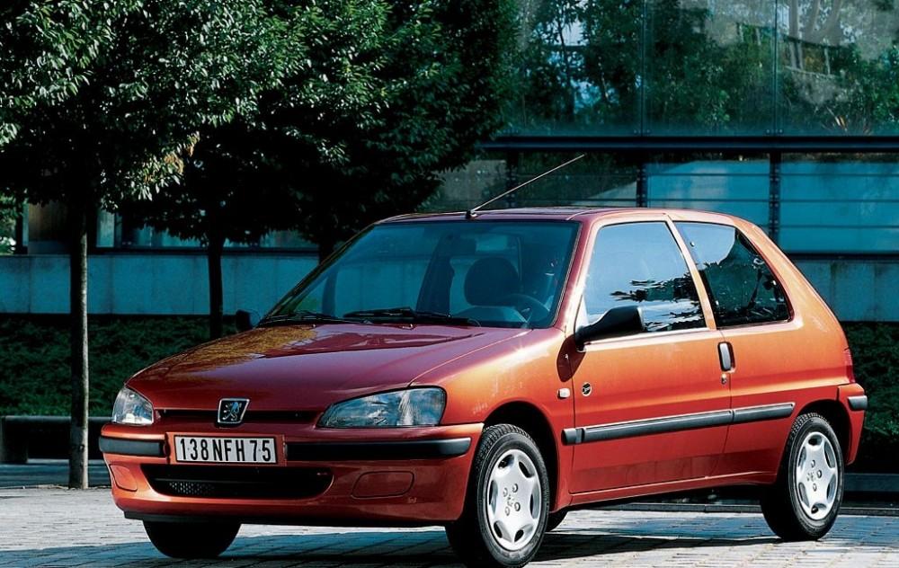 peugeot 106 hatchback 1996 2003 technical data prices rh auto abc eu