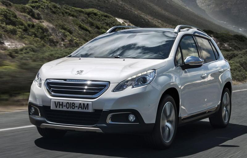 Peugeot 2008 2013 foto