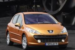 Peugeot 207 hečbeka foto attēls 15