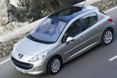 Peugeot 207 hečbeka foto attēls 17