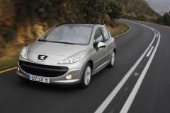 Peugeot 207 hečbeka foto attēls 10