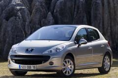 Peugeot 207 hečbeka foto attēls 2