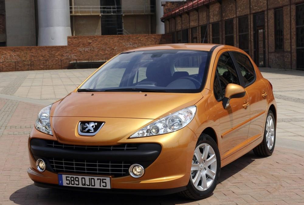 Peugeot 207 2006 foto attēls