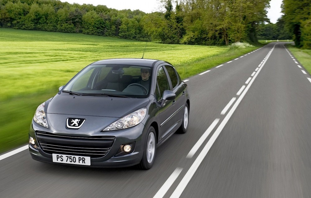 peugeot 207 hatchback 2009 - 2012 reviews, technical data, prices