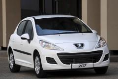 Peugeot 207 hečbeka foto attēls 13