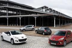 Peugeot 207 hečbeka foto attēls 16