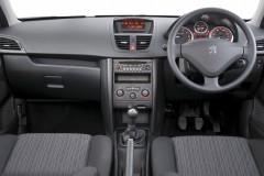 Peugeot 207 hečbeka foto attēls 3