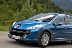 Peugeot 207 universāla foto attēls 1