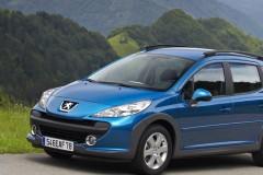 Peugeot 207 universāla foto attēls 13