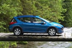 Peugeot 207 universāla foto attēls 17