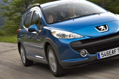 Peugeot 207 universāla foto attēls 20
