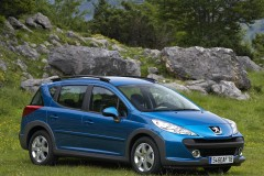 Peugeot 207 universāla foto attēls 12