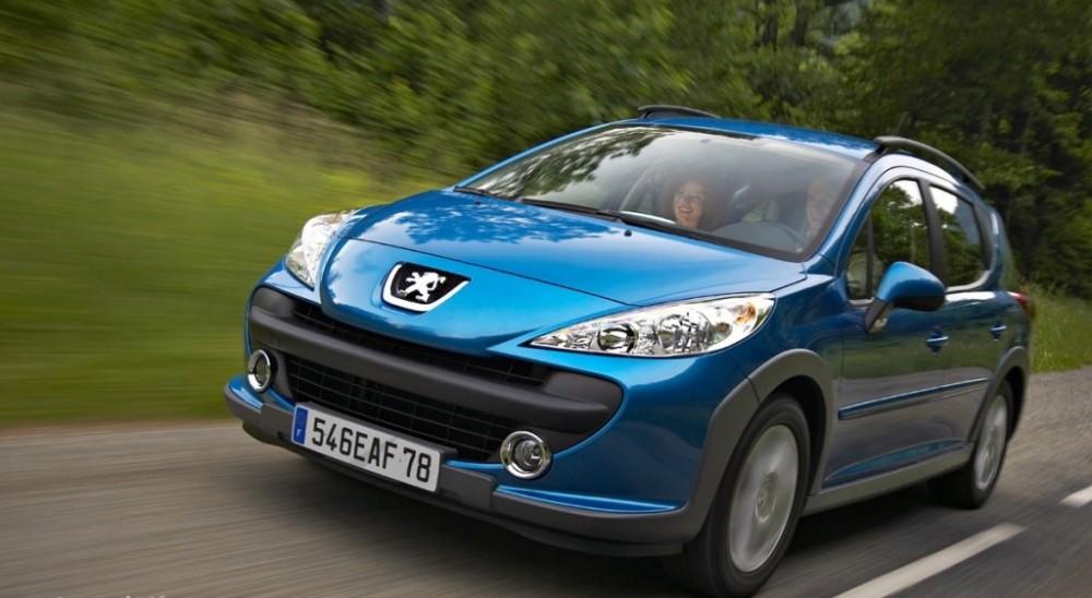 Peugeot 207 2009 foto attēls