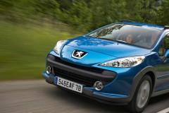 Peugeot 207 universāla foto attēls 2