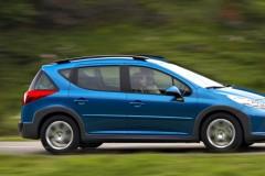 Peugeot 207 universāla foto attēls 4