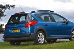 Peugeot 207 universāla foto attēls 5