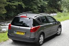 Peugeot 207 universāla foto attēls 7