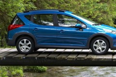 Peugeot 207 universāla foto attēls 9
