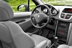 Peugeot 207 universāla foto attēls 21