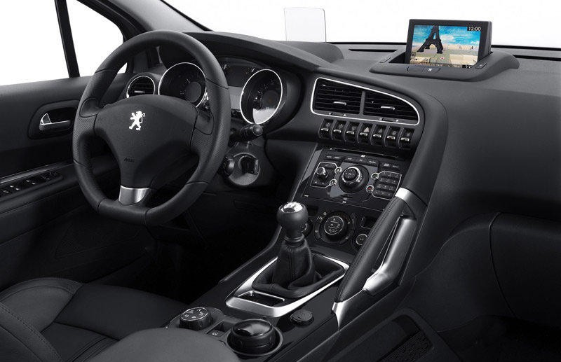 peugeot 3008 2009 - 2013 technical data, prices