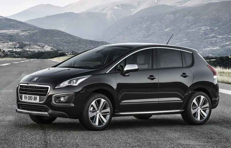Peugeot 3008 2013 - technical data, prices