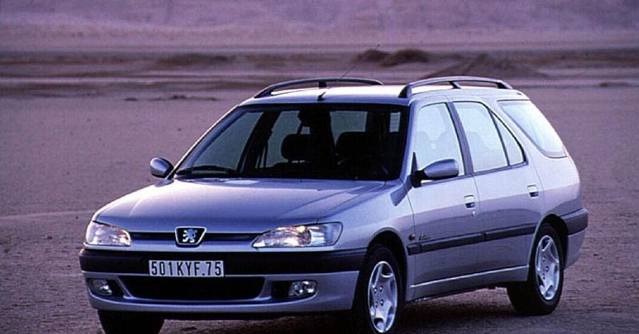 Peugeot 306 Estate car / wagon 1999 - 2002 reviews, technical data ...