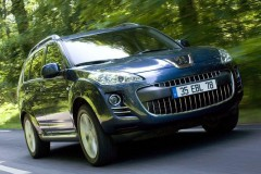 Peugeot 4007 foto attēls 9