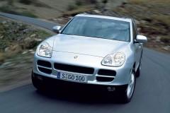 Porsche Cayenne foto attēls 12