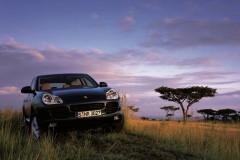 Porsche Cayenne foto attēls 2