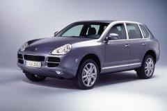 Porsche Cayenne foto attēls 6