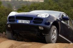 Porsche Cayenne foto attēls 7