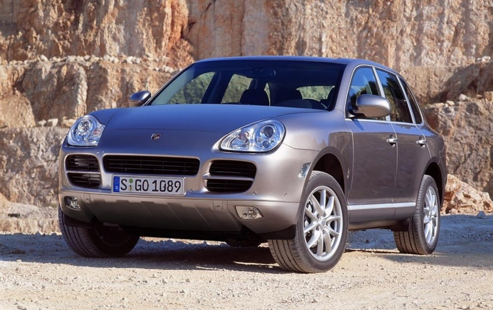 Porsche Cayenne 2002 2007 Reviews Technical Data Prices
