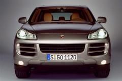 Porsche Cayenne foto attēls 4