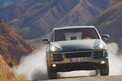 Porsche Cayenne foto attēls 5