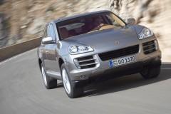 Porsche Cayenne foto attēls 8