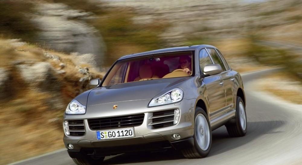 Porsche Cayenne 2007 foto attēls