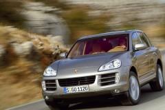 Porsche Cayenne foto attēls 1