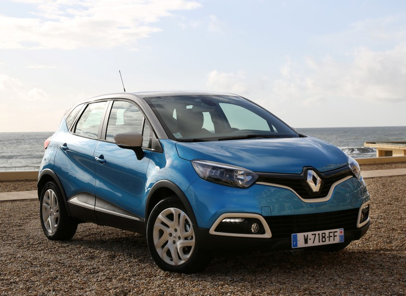 Renault Captur 2012 2017 Technical Data Prices